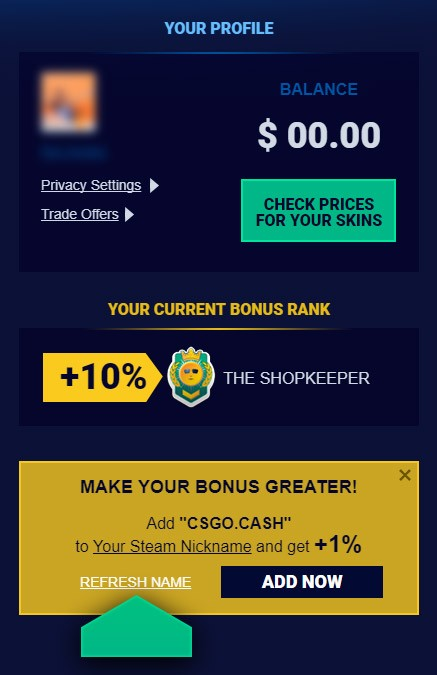 FAQ (Frequently asked questions and answers about CSGO CASH)